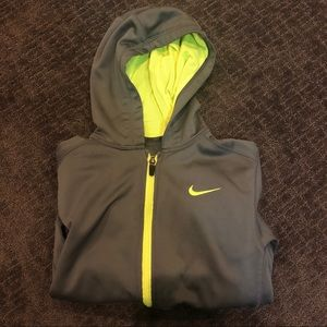 Nike Shirts & Tops - Boys Nike Zip Up Hoodie